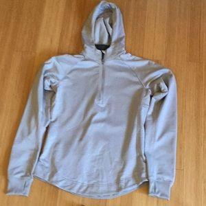 Nike Dry Fit quarter zip hoodie size M
